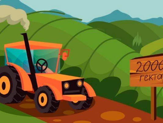 современные трактора