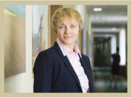 заместитель министра Ольга Трофимцева