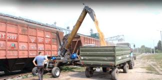 Разгрузчик вагонов мобильный РВМ-180