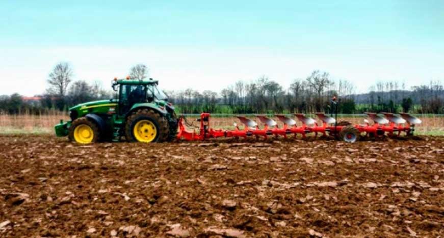 классическая обработка почвы